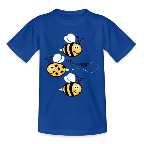 Bee different - Teenager T-shirt