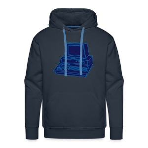 Personal Computer PC 2 - Männer Premium Hoodie