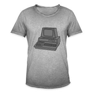 Personal Computer PC 2 - Männer Vintage T-Shirt