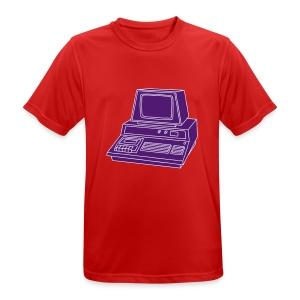 Personal Computer PC 2 - Männer T-Shirt atmungsaktiv