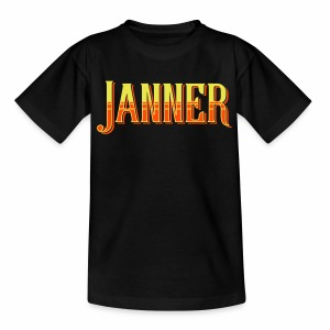 Janner, Devon Children's T-Shirt - Kids' T-Shirt