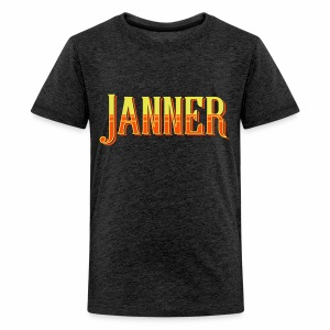 Janner, Devon Teenager's T-Shirt - Teenage Premium T-Shirt
