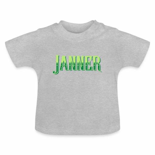 Janner, Devon Baby T-Shirt - Baby T-Shirt
