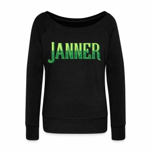 Janner, Devon Women's Boat Neck Top - Women's Boat Neck Long Sleeve Top