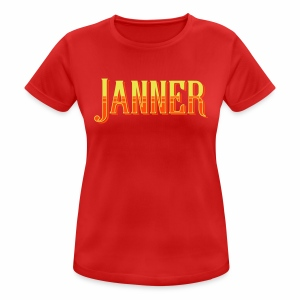 Janner, Devon Women's Breathable T-Shirt - Women's Breathable T-Shirt