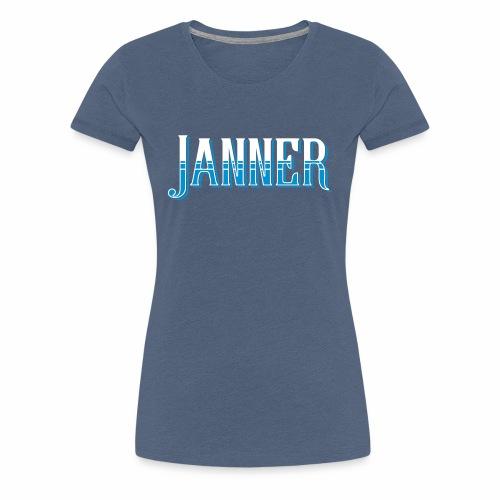 Janner, Devon Women's Premium T-Shirt - Women's Premium T-Shirt