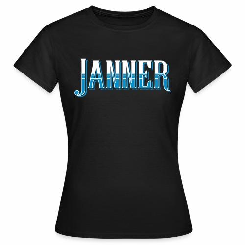 Janner, Devon Women's T-Shirt - Women's T-Shirt