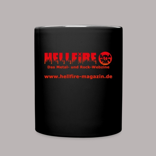 Hellfire Kaffebecher - Tasse einfarbig