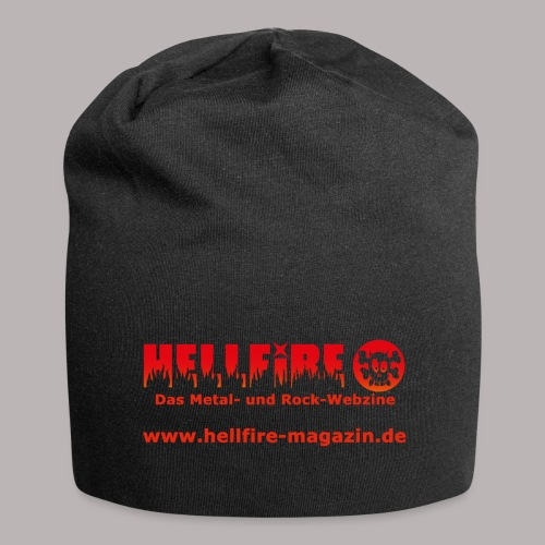 Hellfire Beanie - Jersey-Beanie