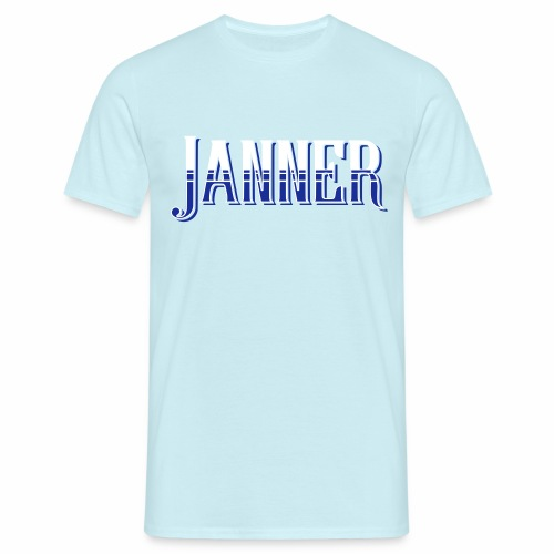 Janner, Devon, Men's T-Shirt - Men's T-Shirt