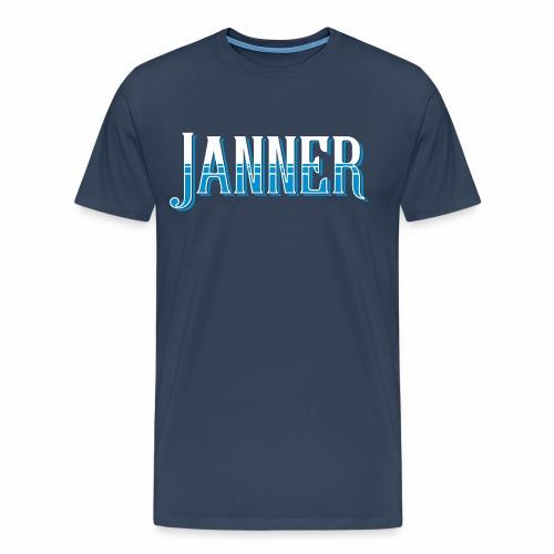 Janner, Devon, Men's Premium T-Shirt - Men's Premium T-Shirt