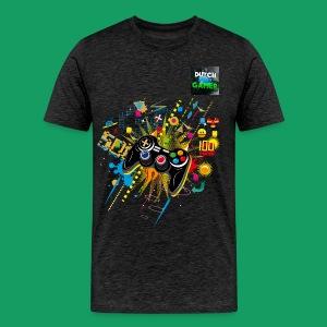 dpg gamers t-shirt - Mannen Premium T-shirt