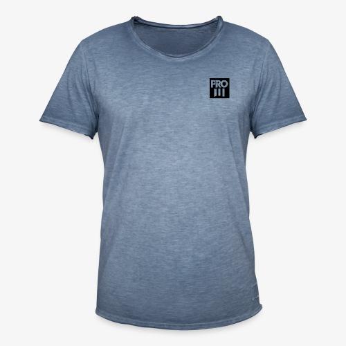 CLASSIC TEE VIP - Camiseta vintage hombre