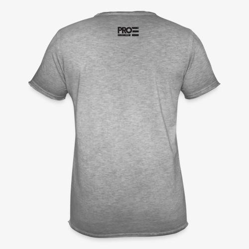 CLASSIC TEE - Camiseta vintage hombre