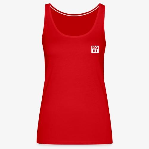 CLASSIC TEE - Camiseta de tirantes premium mujer