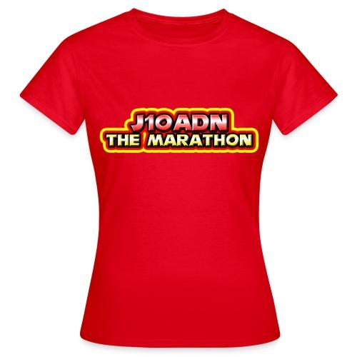 J10adn The Marathon T-shirt without Characters Female T-Shirt - Women's T-Shirt
