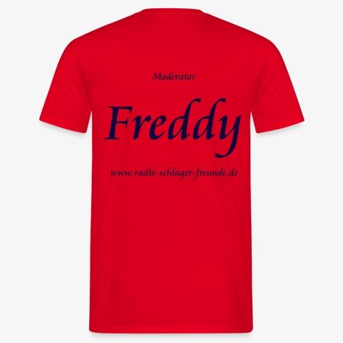 Mod-Shirt Freddy - Männer T-Shirt