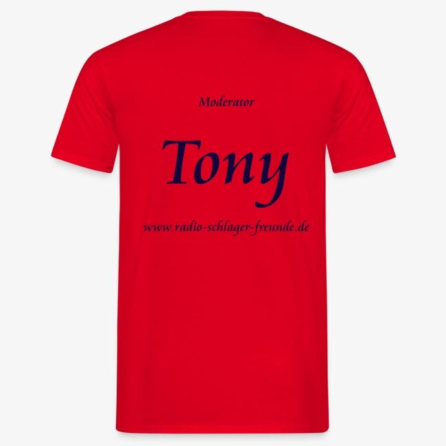 Mod-Shirt Tony