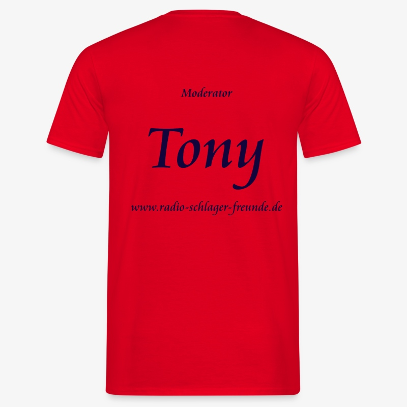 Mod-Shirt Tony - Männer T-Shirt