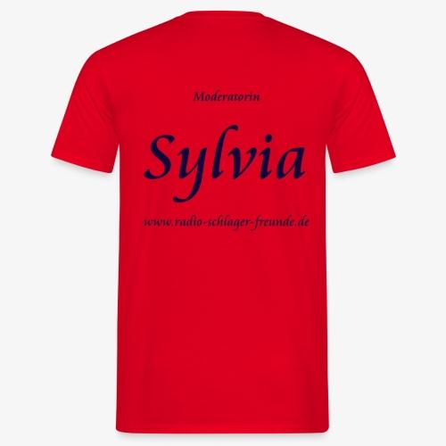 Mod-Shirt Sylvia - Männer T-Shirt