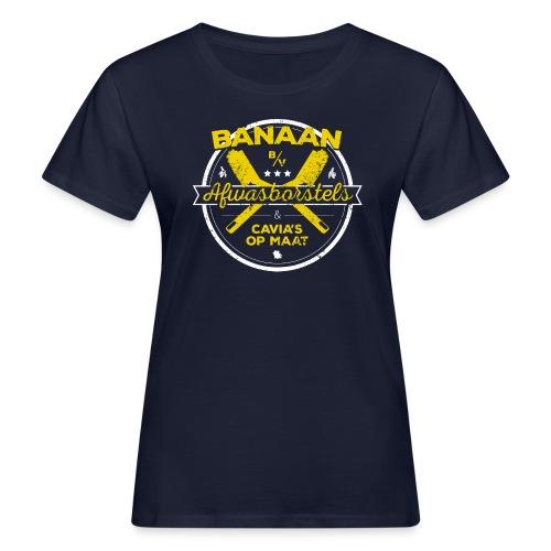 BANAAN BV vrouwen bio - Vrouwen Bio-T-shirt