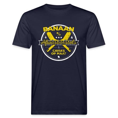 BANAAN BV mannen bio - Mannen Bio-T-shirt