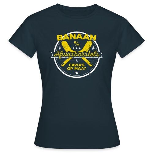 BANAAN BV vrouwen t-shirt - Vrouwen T-shirt