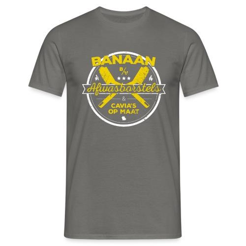 BANAAN BV mannen t-shirt - Mannen T-shirt