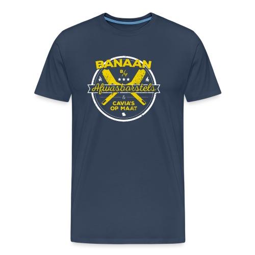 BANAAN BV mannen premium - Mannen Premium T-shirt