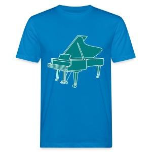 Klavier Konzertflügel 2 - Männer Bio-T-Shirt