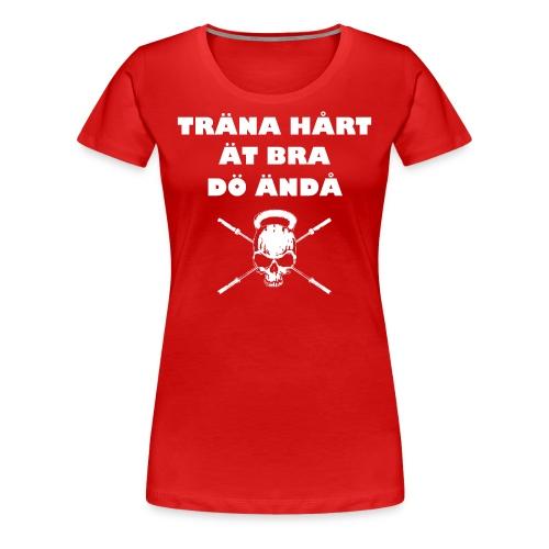 Premium-T-shirt dam - Premium-T-shirt dam
