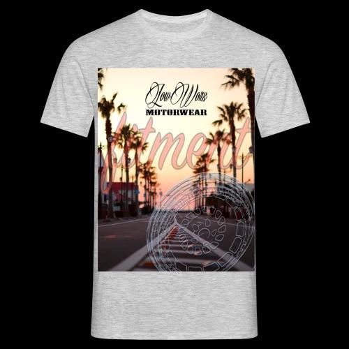 fitment_T - Männer T-Shirt