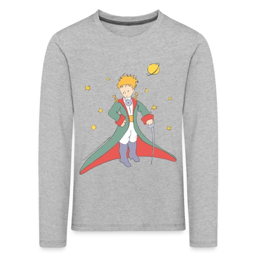 DKP - Kinder Premium Langarmshirt