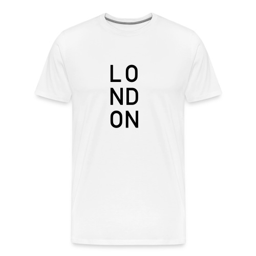 London Männer - Männer Premium T-Shirt