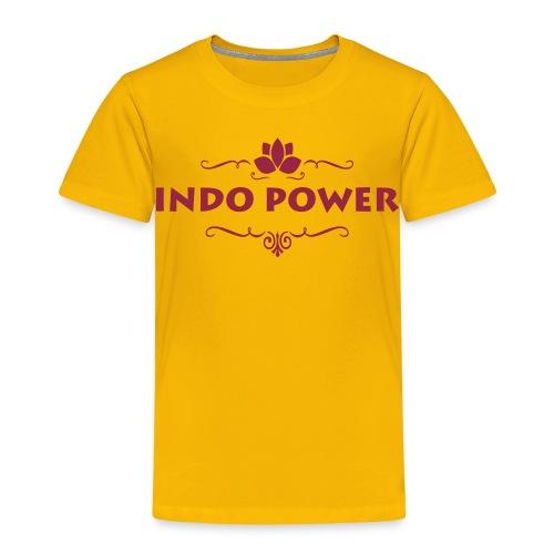 Kids Tshirt indo - Kinderen Premium T-shirt