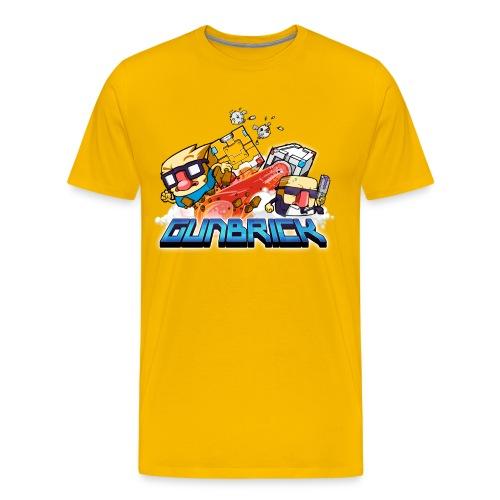 Gunbrick - Men's Premium T-Shirt