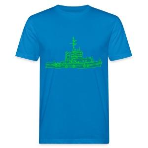 Schlepper Schleppschiff 2 - Männer Bio-T-Shirt