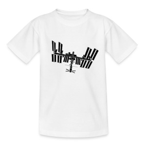 Raumstation ISS 2 - Teenager T-Shirt