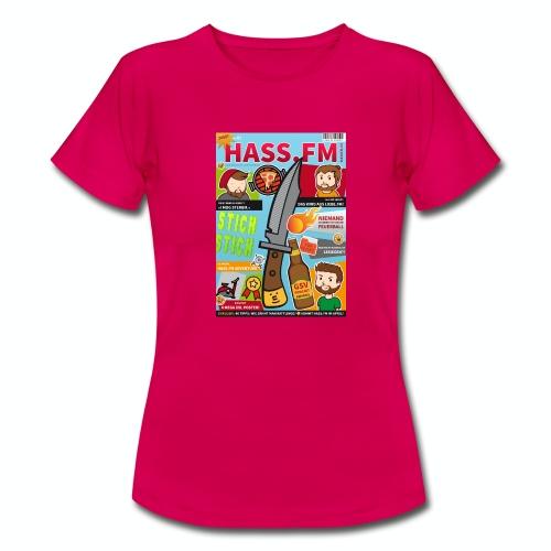 Cover-Shirt 2 - Frauen T-Shirt