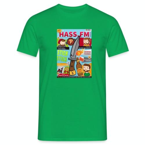 Cover-Shirt 2 - Männer T-Shirt