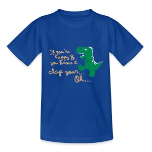 Dino Problem - Teenager T-shirt