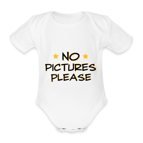 baby star - Body bébé bio manches courtes