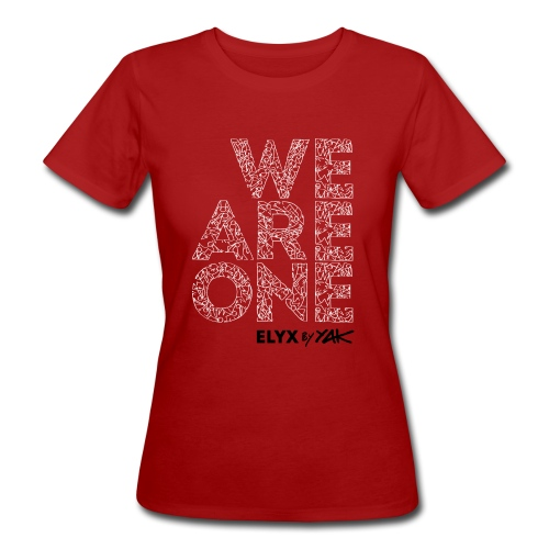 WE ARE ONE - Woman - Women's Organic T-Shirt