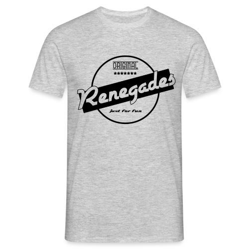 Männer T-Shirt Retro 2.0 Stamp - Männer T-Shirt