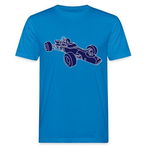 Rennwagen 2 - Männer Bio-T-Shirt