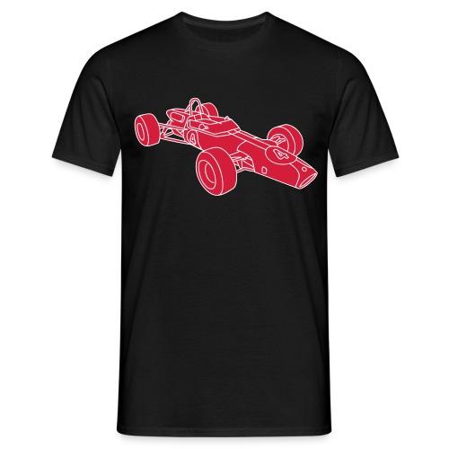 Rennwagen 2 - Männer T-Shirt