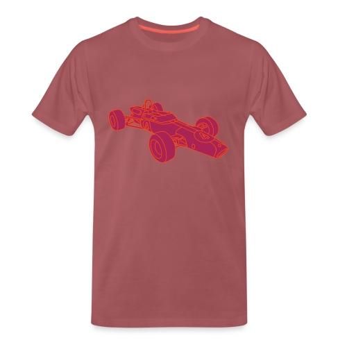 Rennwagen 2 - Männer Premium T-Shirt