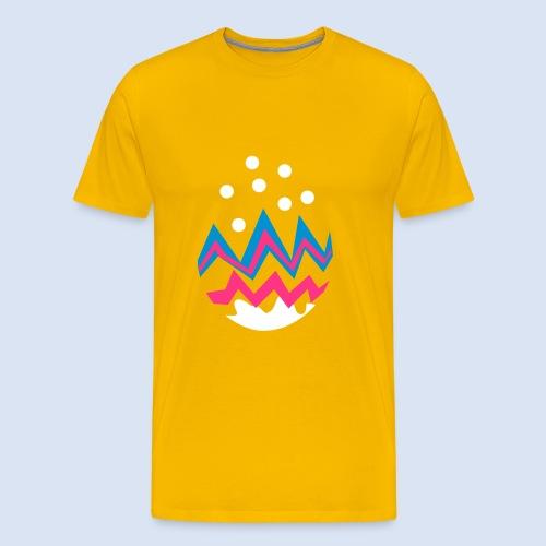 FROHE OSTERN - Kinder Shirts Babysachen #Ostern - Männer Premium T-Shirt