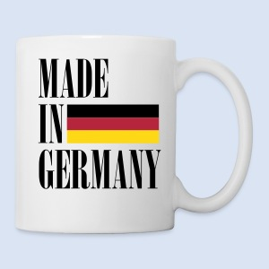 MADE IN GERMANY - Deutschland - Tasse