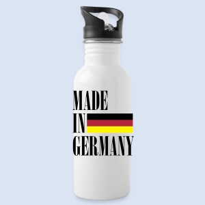 MADE IN GERMANY - Deutschland - Trinkflasche